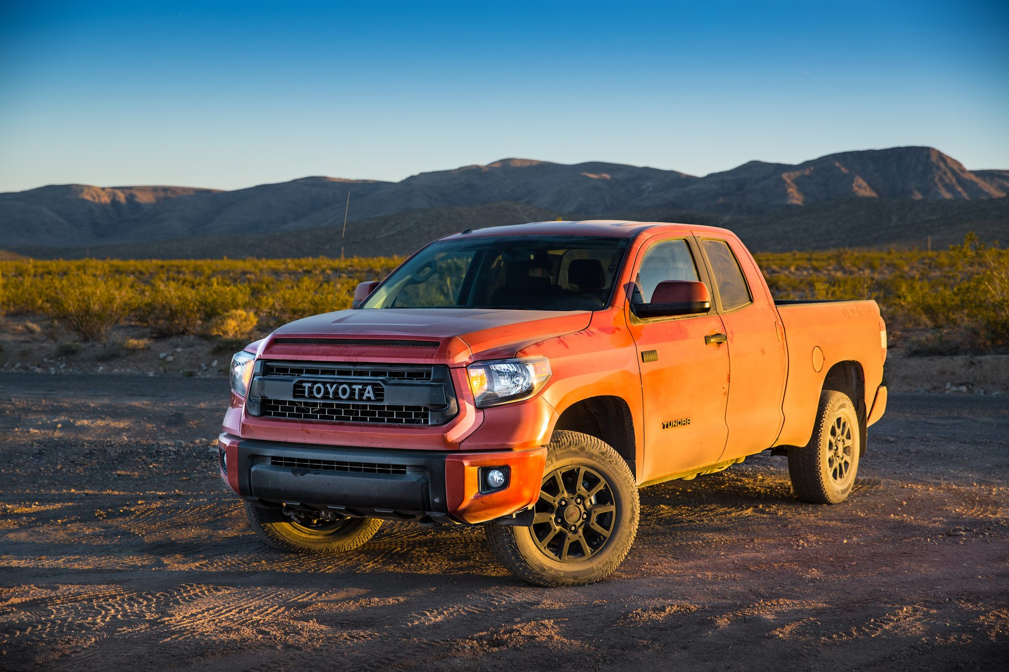 Toyota Tundra TRD Pro Pricing Released - The News Wheel