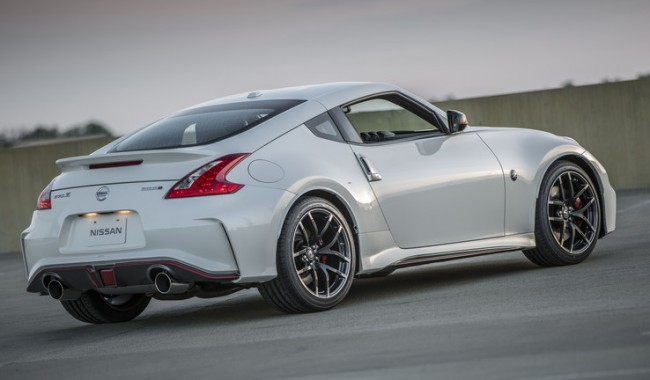 2015 Nissan 370Z performance