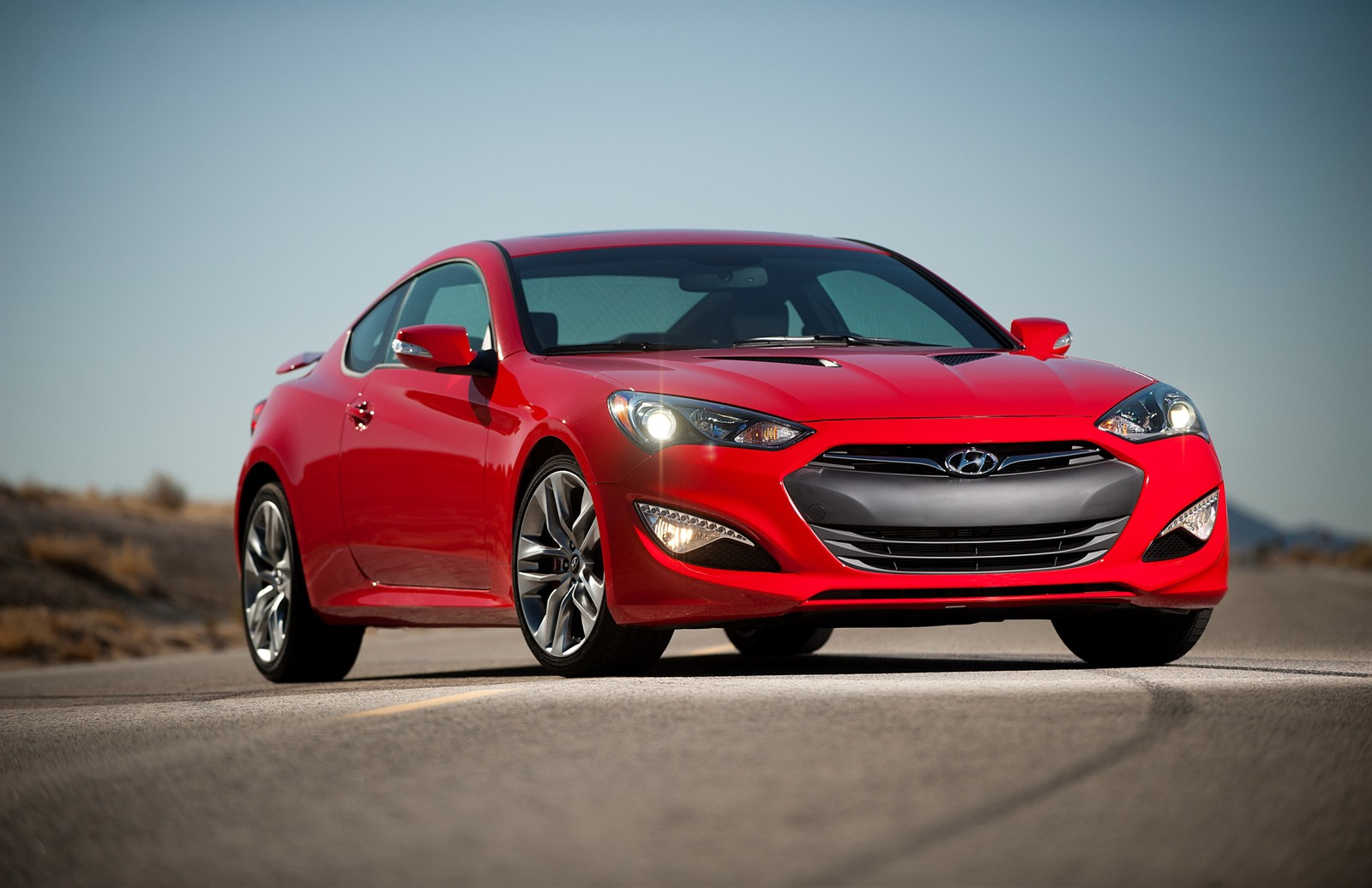 2015 Genesis Coupe