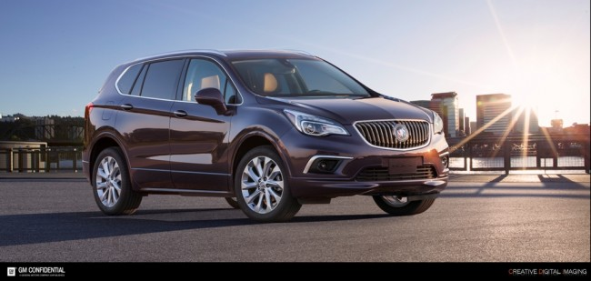 American Buick Envision