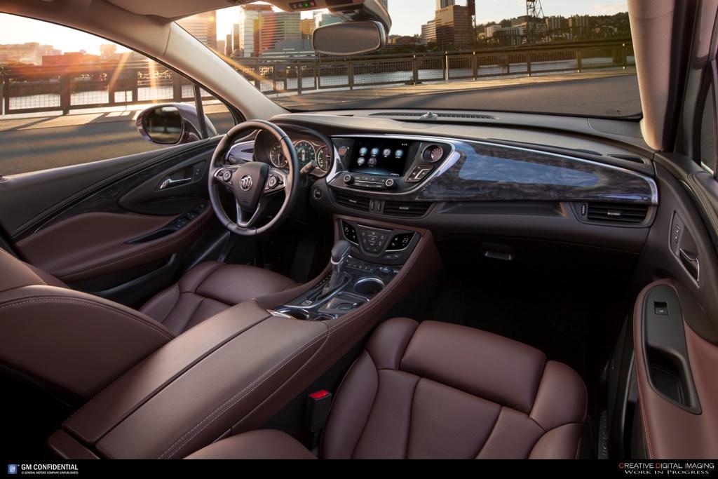 Buick Envision photos