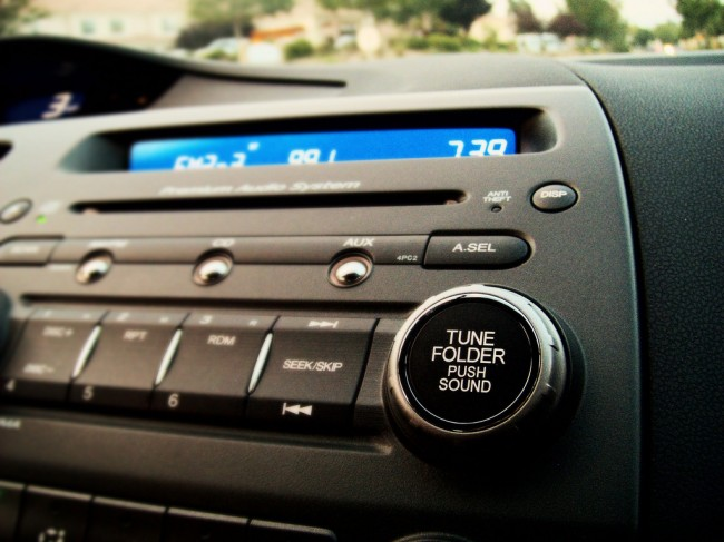 the Future of AM Radio - Car Radio by jiulliano