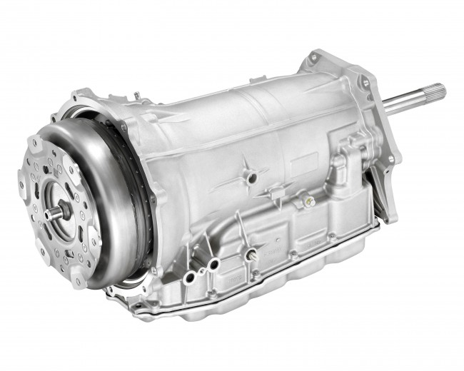GM's 8L90 eight-speed transmission may be extended to other models.