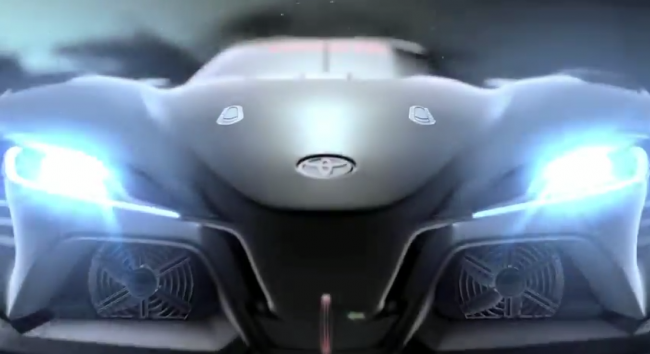 "Toyota FT-1 Vision GT Coming ""Soon"" to Gran Turismo 6"