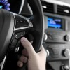 Ford SYNC Interior Steering Wheel Hand