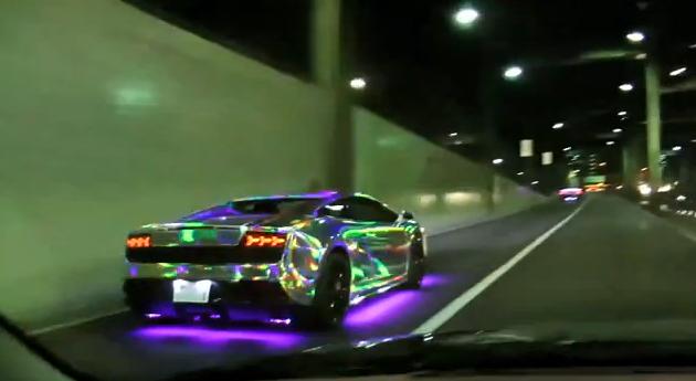 LED Lamborghini