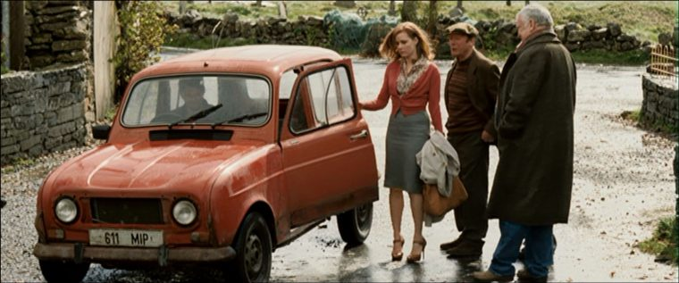 Leap Year Review Red Renault 4