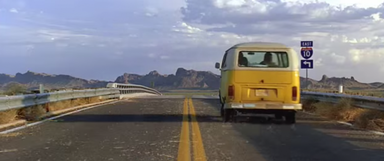 Road Trip Cars: Little Miss Sunshine