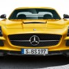 Mercedes SLS AMG Coupe Black Series 3