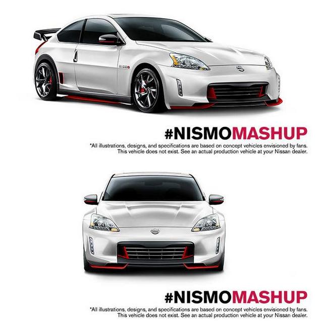 #NISMOMashup