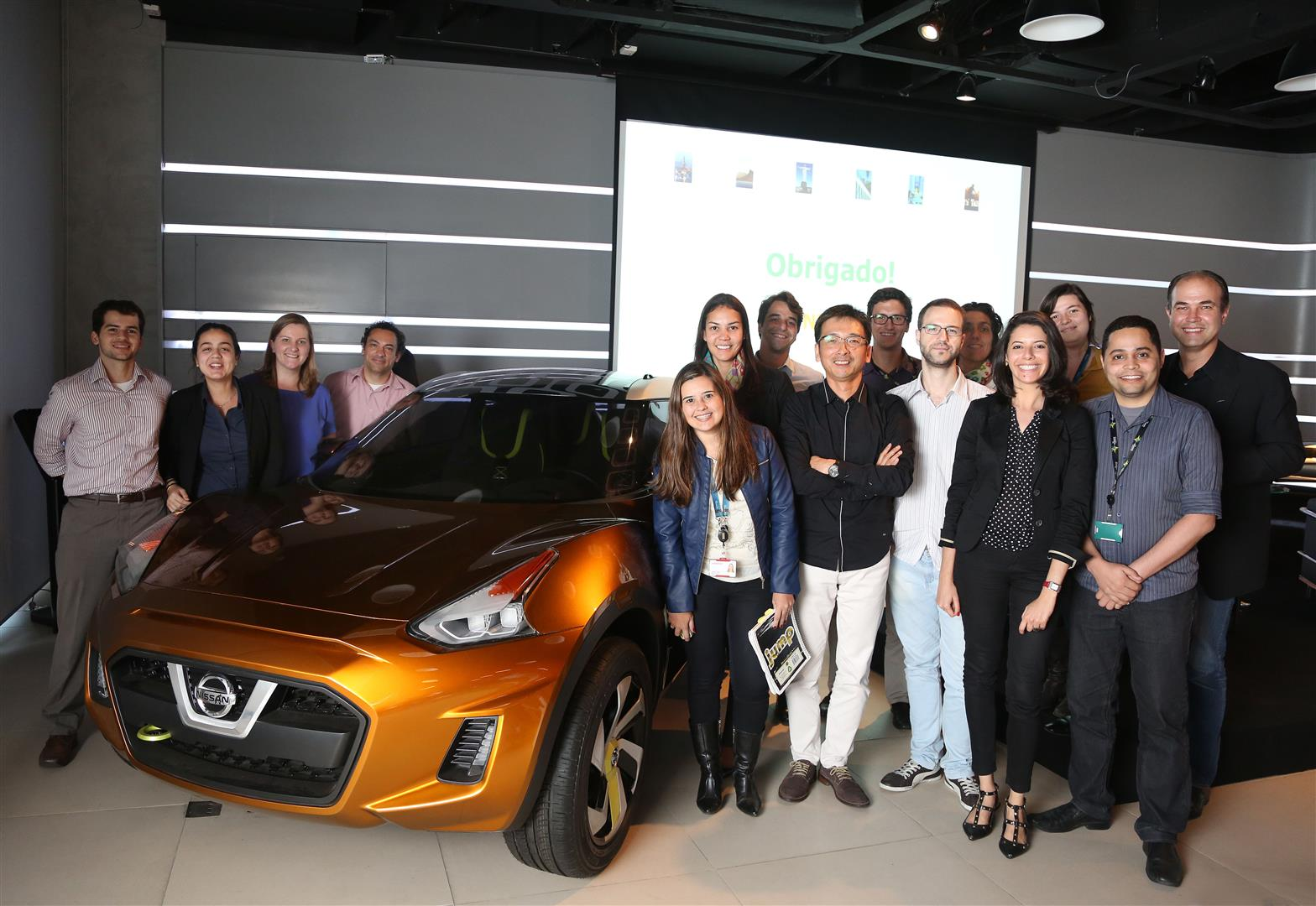 New Nissan Design Studio Opens in Brazil