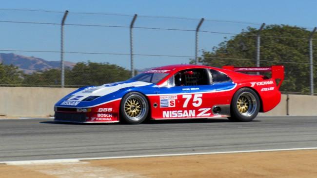 Steve Millen and No. 75 Nissan 300ZX