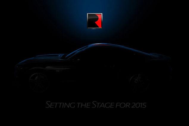 Roush 2015 Mustang