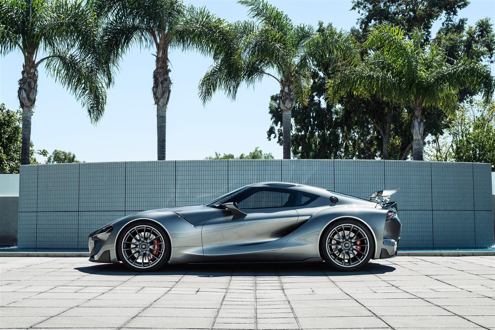 Toyota Unleashes Second Ft 1 Sports Car Concept The News Wheel