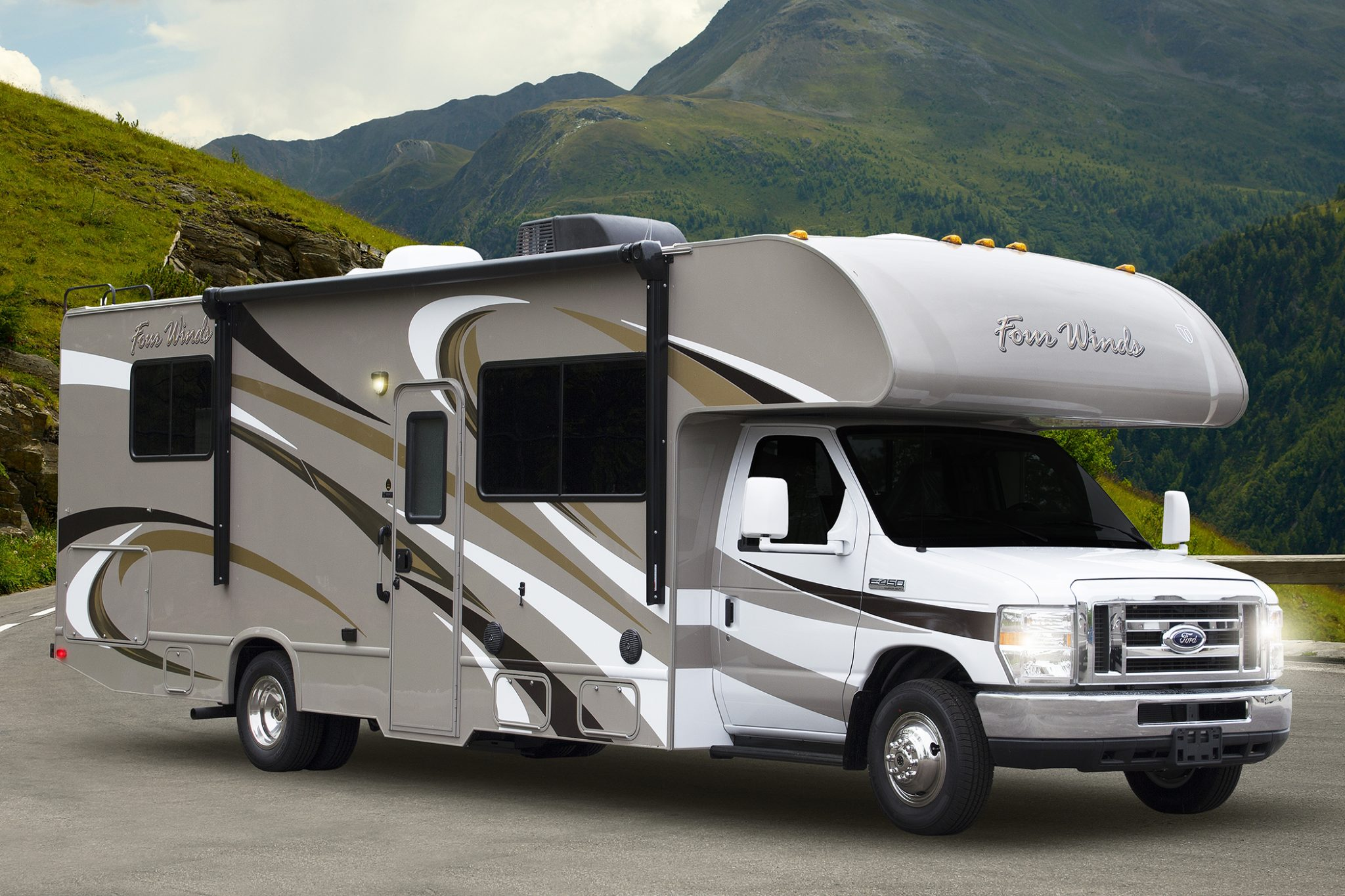 Auto Rv Buy And Sell Used Cars Trucks Rvs And More: Ford Motorhome Chassis Sales Growth Outpacing Industry
