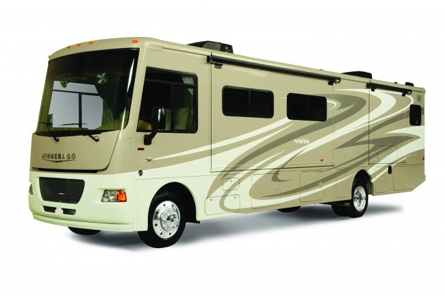 Ford motorhome chassis