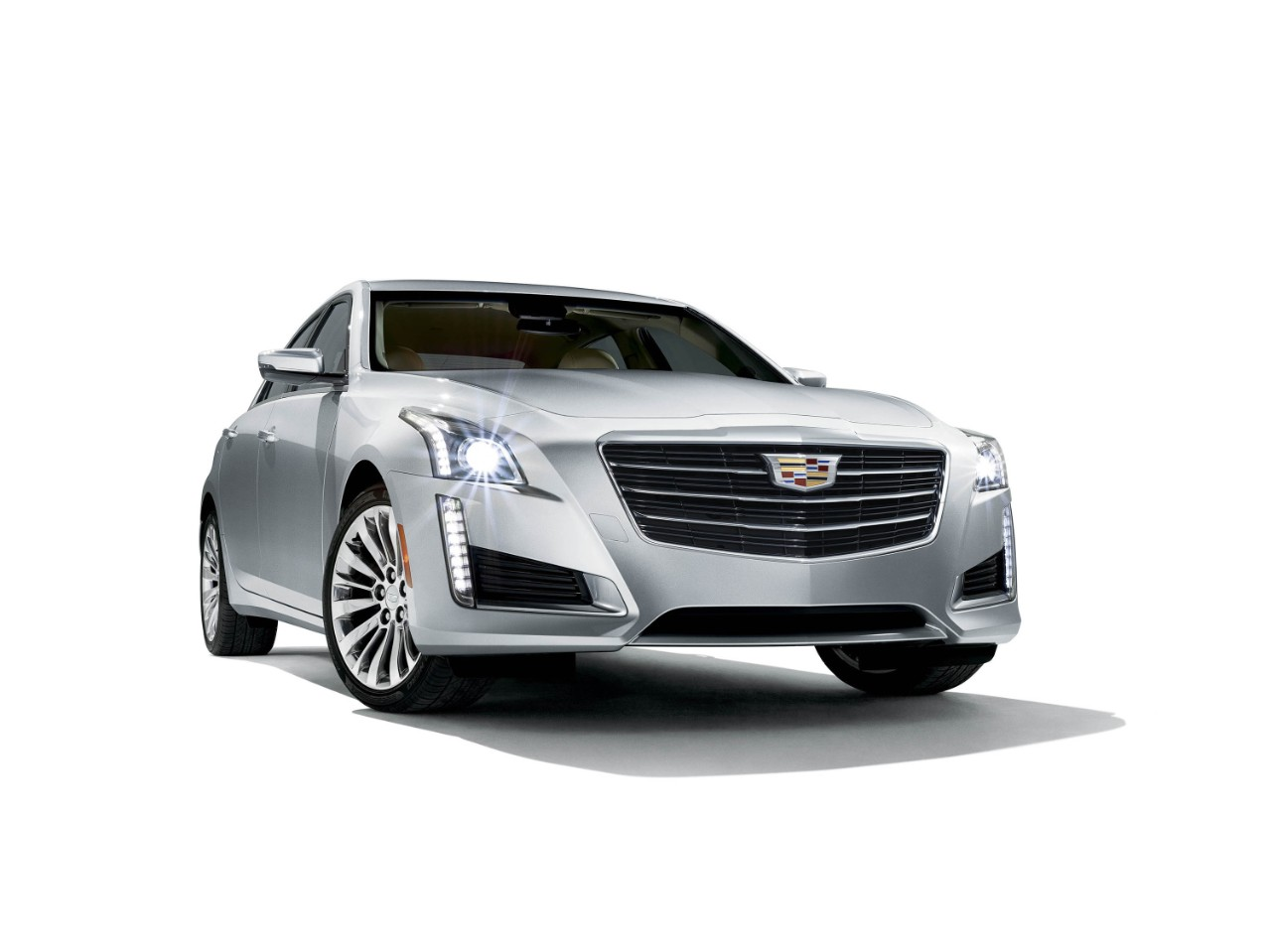Updates for the 2015 Cadillac CTS