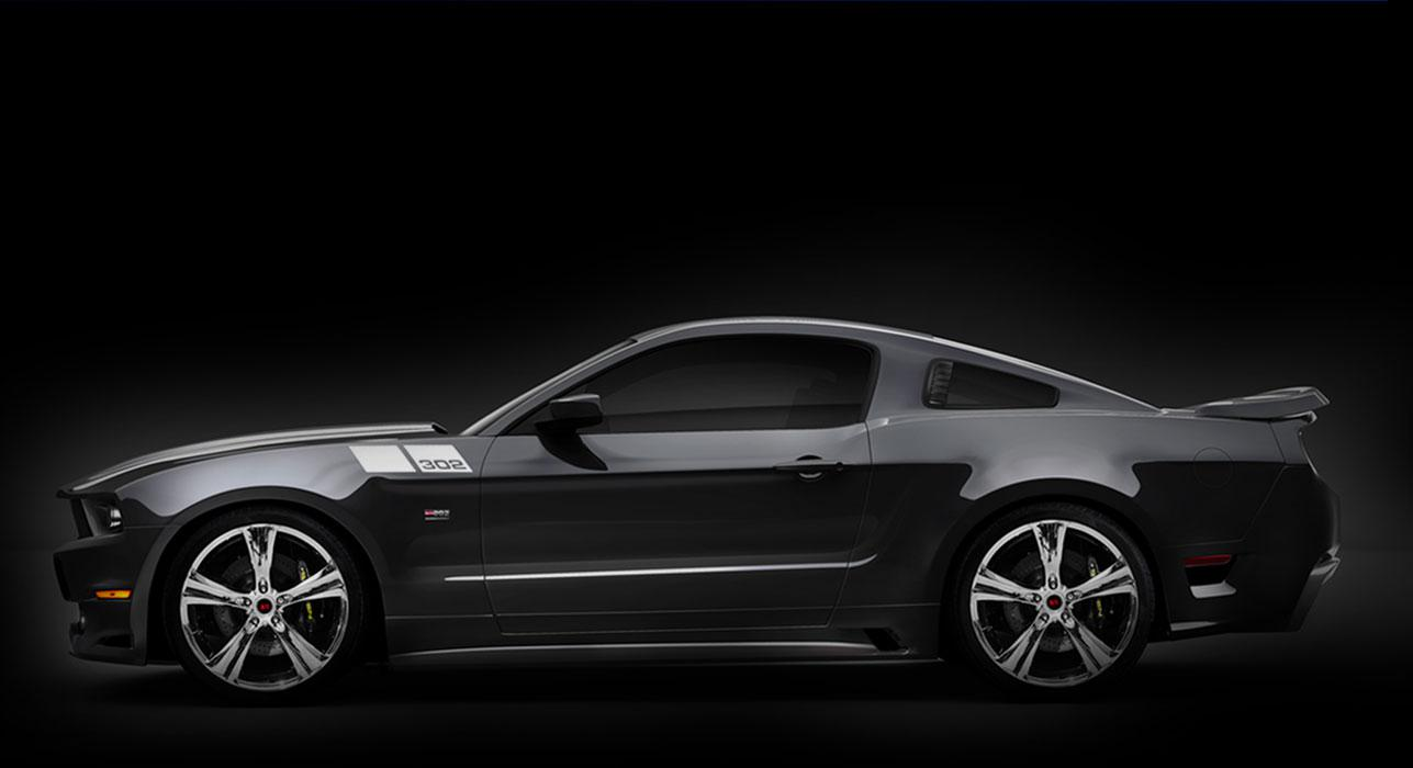 Eagle One Saleen Black Label Sweepstakes: Win a 652HP Mustang | The