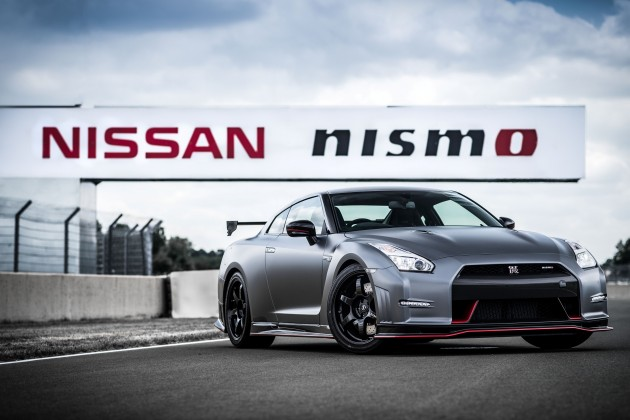 2015 GT-R NISMO in GT6
