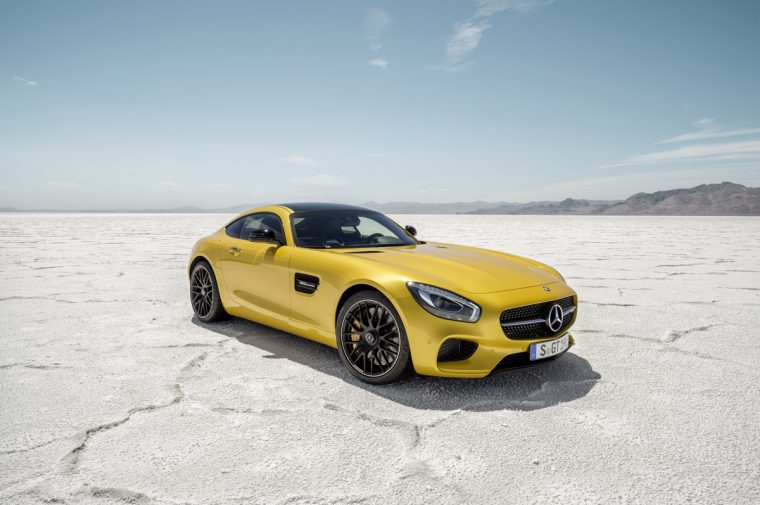 2016 Mercedes-AMG GT S - Motor Trend's 2015 Best Driver's Car