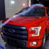 2015 Ford F-150 Wind Tunnel Testing