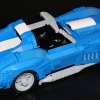 1969 Chevy Corvette Lego Model