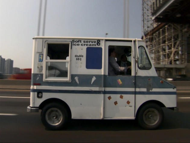 1983 or 1984 AM General FJ-8C Postal Van