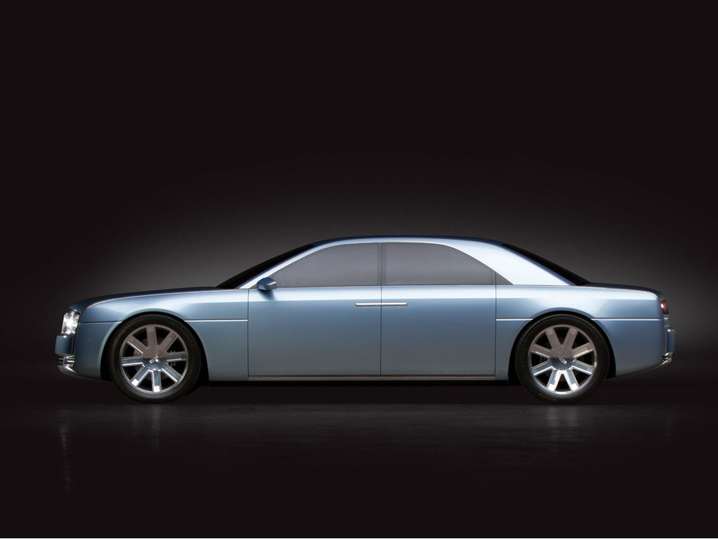 2002 lincoln continental concept 4 the news wheel. Black Bedroom Furniture Sets. Home Design Ideas