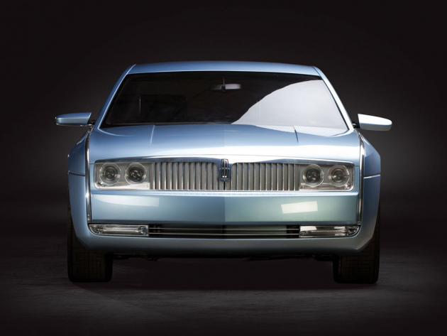 2002 Lincoln Continental Concept Should Have Happened - The News Wheel