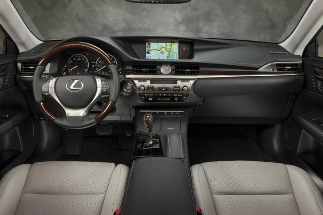 2015 ES 350