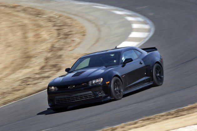 The Chevy Camaro Z/28, Motor Trend's 2014 Best Driver's Car