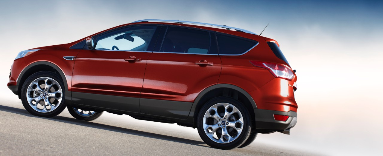 2015 ford escape overview the news wheel. Black Bedroom Furniture Sets. Home Design Ideas
