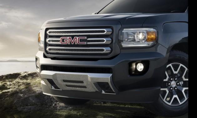 GMC Jeep Wrangler competitor