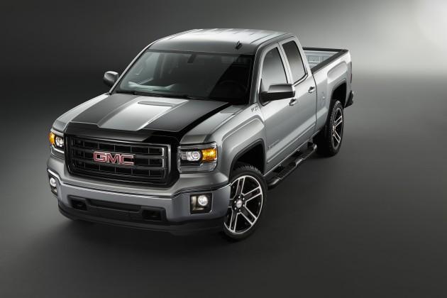 The 2015 Sierra Carbon Edition