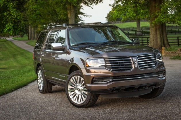 2015 Lincoln Navigator | January Lincoln Sales