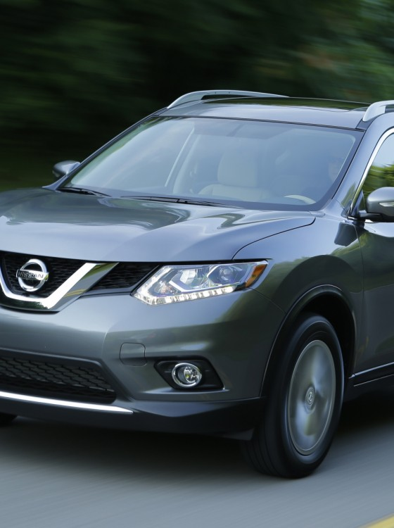 2015 nissan rogue pricing holds steady the news wheel. Black Bedroom Furniture Sets. Home Design Ideas