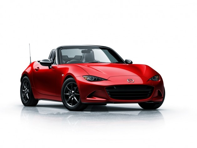2016 Mazda MX-5 pricing