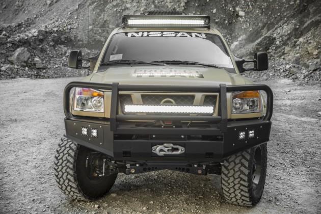 Project Titan truck