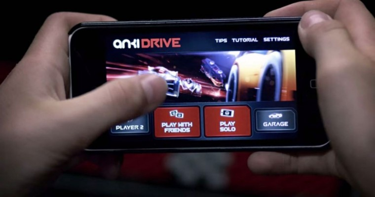 real-life video game Anki Drive 3