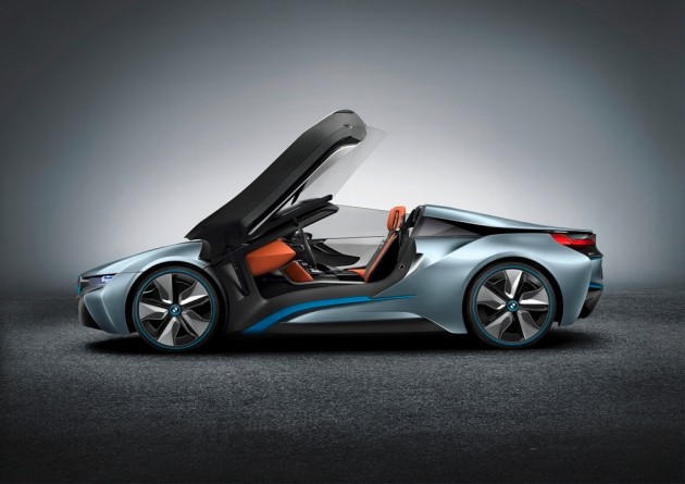 Bmw I8 Spyder News What Does Bmw Have Up Its Sleeve The News Wheel