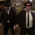 best road trip movies: the blues brothers