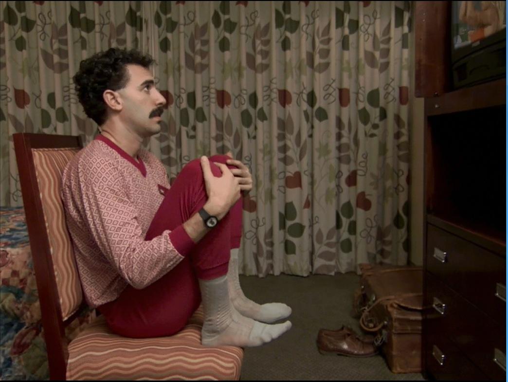 Pamela Anderson Borat