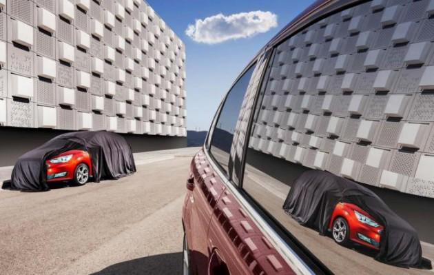 2016 Ford C-Max Teaser