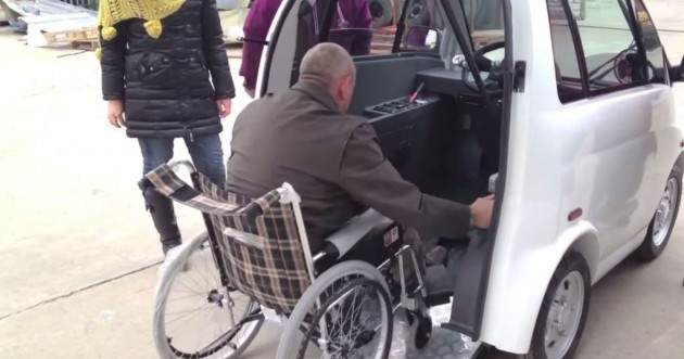 Charity Solo for drivers with disabilities 2
