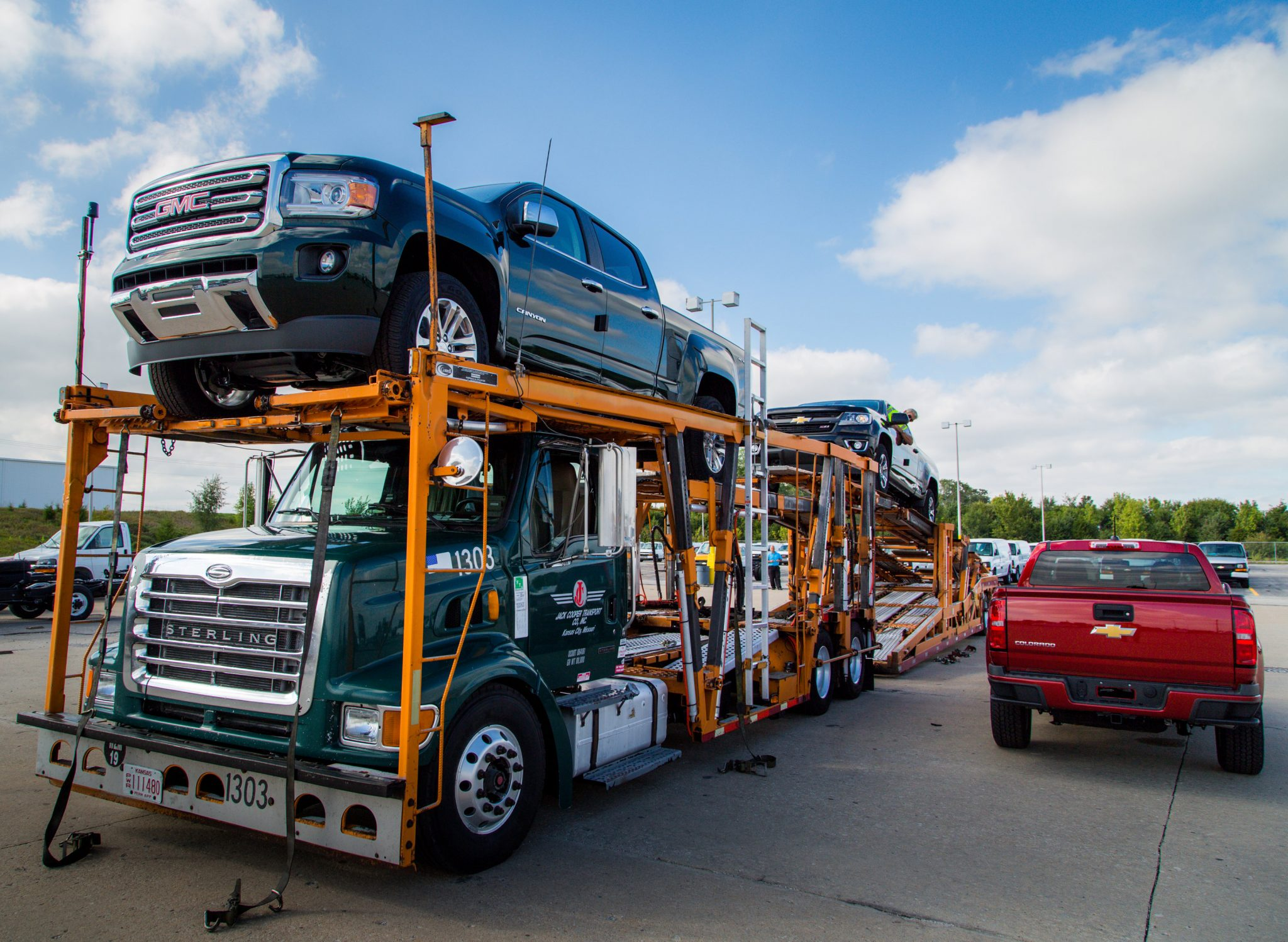 Cable Dahmer Chevrolet >> Truck Dealers: Gmc Truck Dealers