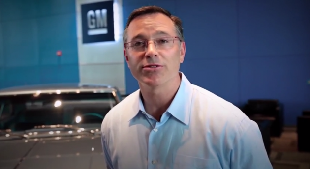 David Tulauskas, Director of Sustainability, doles out the facts in the GM sustainability video.