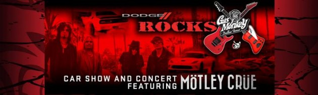 Dodge Rocks Gas Monkey Dallas Concert