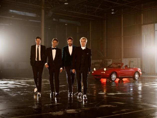 Mazda MX-5 Miata's Appearance at Fashion Rocks and Duran Duran