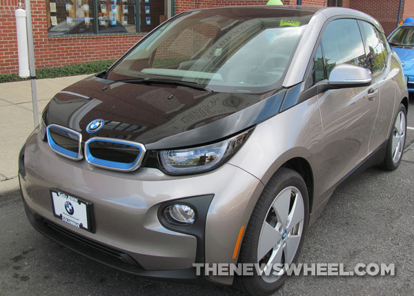 Electric-Drive-Event-137 BMW i3 Test Drive