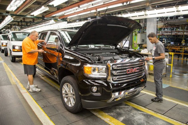 GM to Add Third Shift at the Wentzville Assembly Plant